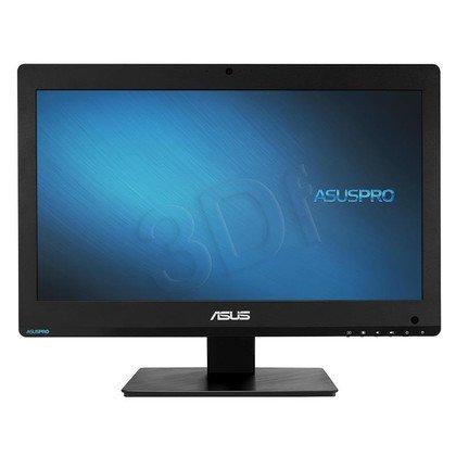 """Komputer All-in-One ASUS PRO A4320-BE012X i5-4460S 8GB 19,5"""" HD+ Multi-touch 1TB GT930M(1GB) W10P 3YNBD"""