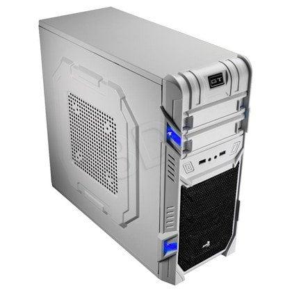 OBUDOWA AEROCOOL GT ADVANCE WHITE USB3.0 - BIAŁA