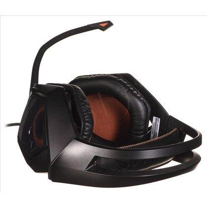 Słuchawki Asus STRIX 7.1 nauszne z mikrofonem 90YH0091-M8UA00