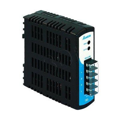 Zasilacz przemysłowy do montażu na szynie DIN DELTA DRP012V015W1AZ (12V 15W)