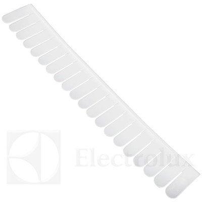 Element przytrzymujący butelki na drzwiach chłodziarki (2248311231)