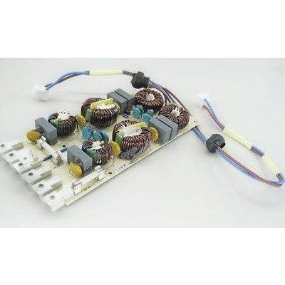 Moduł elektroniczny (filtr) płyty indukcyjnej Whirlpool (480121100058)