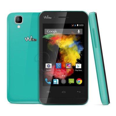 """Smartphone WIKO Lenny 2 4GB 5"""" turkusowy"""
