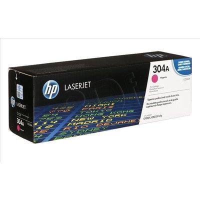 HP Toner Czerwony HP304A=CC533A, 2800 str.