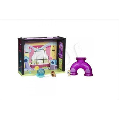LPS LITTLES PET SHOP HASBRO ULUBIONE MIEJSCA A7641 A8543