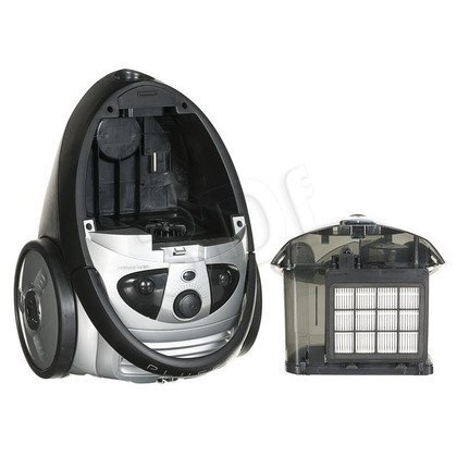 Odkurzacz Zelmer ZVC265SP (bezworkowy 700W czarno-srebrny)