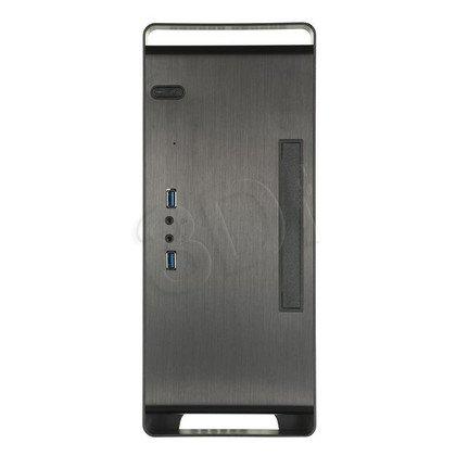 CHIEFTEC BT-04B-U3-350BS (350W) ITX USB3.0 CZARNA