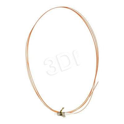 ALANTEC pigtail LSOH 2m MM 1G 50/125 wtyk LC pomarańczowy