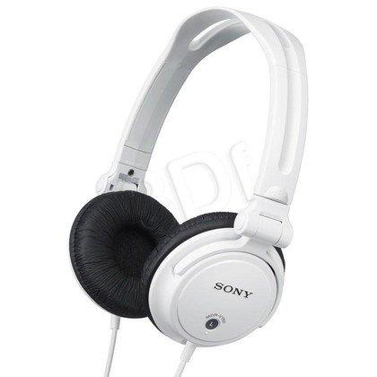 Słuchawki SONY MDRV150W /Białe