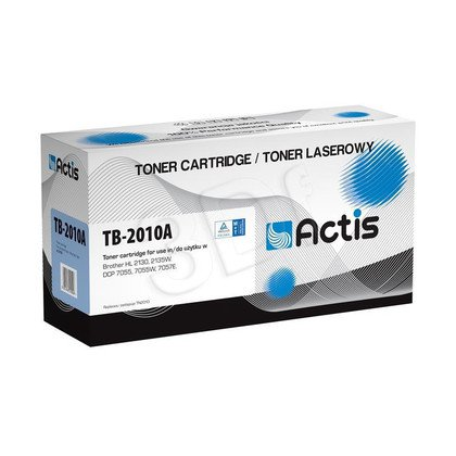 Actis TB-2010A toner Black do drukarki Brother (zamiennik Brother TN-2010) Supreme
