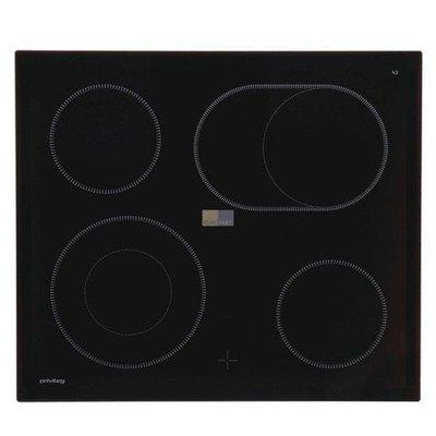 Płyta ze szkła ceramicznego do płyty indukcyjnej Electrolux 3305859005