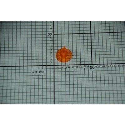 Klosz lampki pomarańcz 28TZ. (8061436)