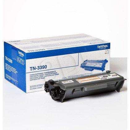 BROTHER Toner Czarny TN3390=TN-3390, 12000 str.
