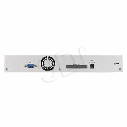 ZyXEL USG210 Firewall 6xGbE 200VPN 1y IDP AV AS CF