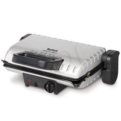 Grill elektryczny Tefal GC 2050 (1600W stołowy-zamykany, srebrny)