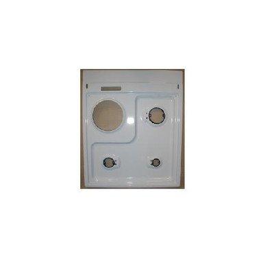 Płyta gaz.biała(z.zab,z zapal.,3-pal (9012080)