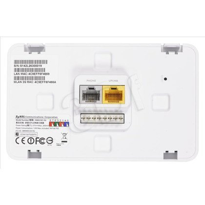 ZyXEL NWA5301-NJ-EU01 Business Access Point PoE
