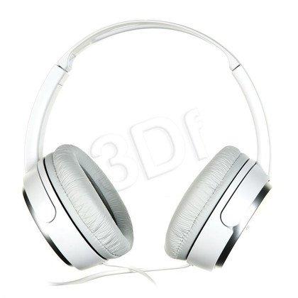 Słuchawki nauszne Sony MDR-XD150W (Biały)