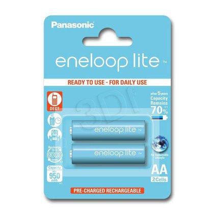 PANASONIC ENELOOP LITE R6/AA 950mAh – 2 SZT BLISTE