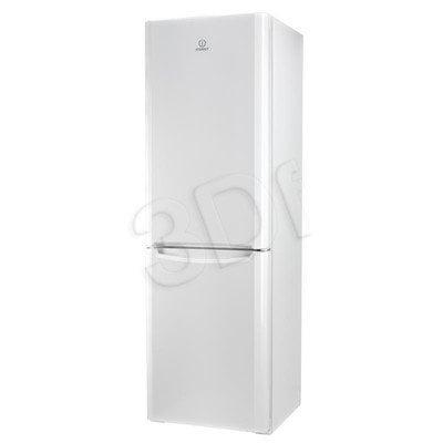 Chłodziarko-zamrażarka Indesit BIAA 13P (600x1870x655mm Polar Biały A+)