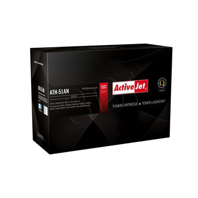 ActiveJet ATH-51AN [AT-51AN] toner laserowy do drukarki HP (zamiennik Q7551A)
