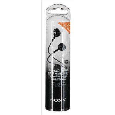 Słuchawki douszne Sony MDR-EX110LPB (Czarny)