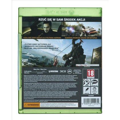 Gra Xbox ONE Battlefield Hardline