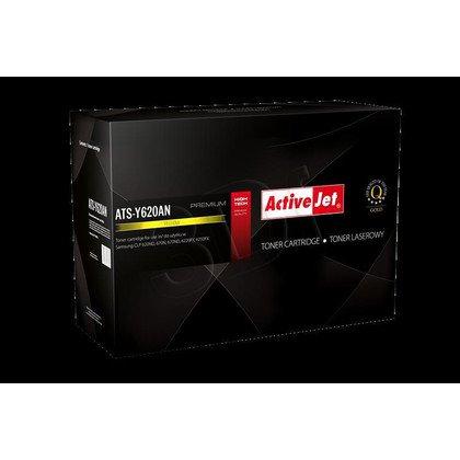 ActiveJet ATS-Y620AN toner Yellow do drukarki Samsung (zamiennik Samsung CLT-Y5082L) Premium