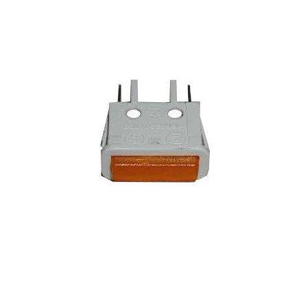 Lampka sygnalizacyjna W5 250V pomarańczowa kaskada (8009152)