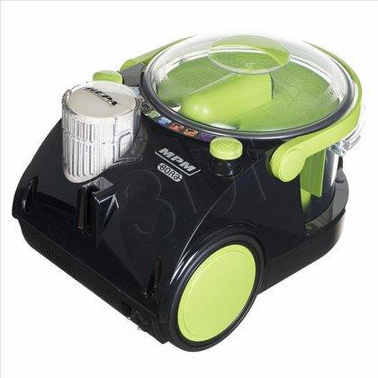 Odkurzacz MPM Bora MOD-17 (z filtrem wodnym 2400W głęboka czerń/ zieleń)