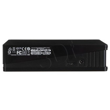 "HDD TOSHIBA CANVIO DESK 6TB 3,5"" HDWC260EK3JA BLACK"