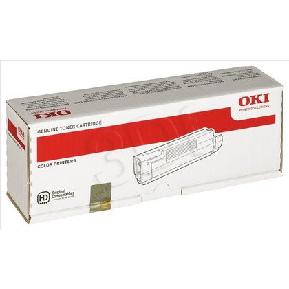 OKI Toner Czarny C5850/5950=43865724=C5850, C5950, MC560, 8000 str.