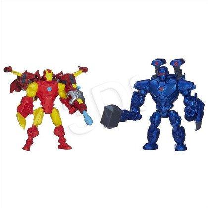 SUPER HERO MASHERS DWUPAK Z BRONIĄ HASBRO IRON MAN