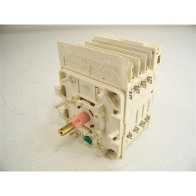 Elementy elektryczne do pralek r Programator pralki Whirpool (481228218495)