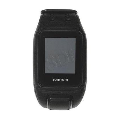 Tomtom zegarek sportowy Runner 2 Cardio S czarny/antracytowy