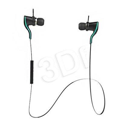 Słuchawki douszne z mikrofonem ART AP-B22 (Czarny Bluetooth)