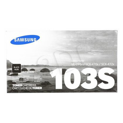 SAMSUNG Toner Czarny MLTD103S=MLT-D103S, 1500 str.