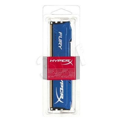KINGSTON HyperX FURY DDR3 4GB 1600MHz HX316C10F/4