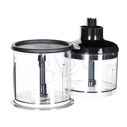 Blender ręczny Bosch MSM87180 (750W/czarny-inox)