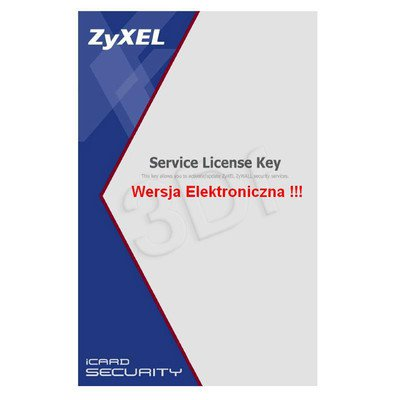 ZyXEL iCard 2-year USG 200 IDP