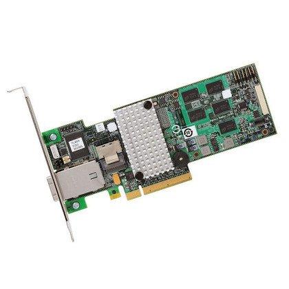 Kontroler RAID SAS/SATA LSI 9280-4i4e, 6Gb, 8port, SGL