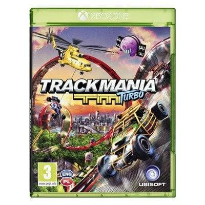 Gra Xbox ONE Trackmania Turbo