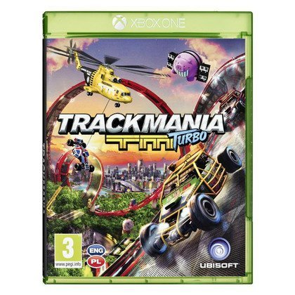 Gra Xbox ONE Trackmania Turbo