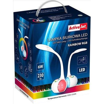 Lampka biurkowa LED AJE-RAINBOW RGB
