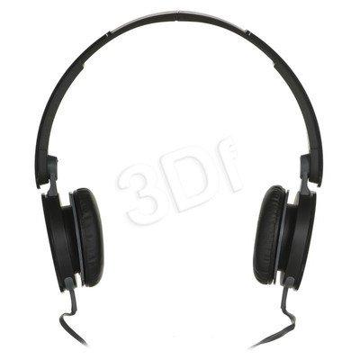 Słuchawki nauszne Panasonic RP-HXS200E-K (Czarny)