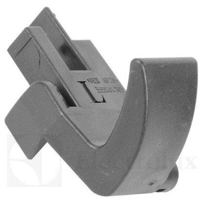 Lewa dolna blokada szyby drzwi piekarnika (3558047035)