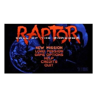 Gra PC Raptor: Call of the Shadow - 2010 Edition (klucz do pobrania)