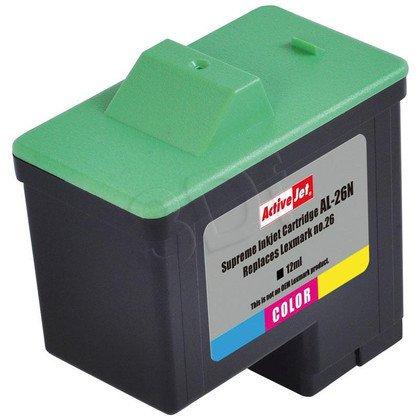 ActiveJet AL-26N tusz kolorowy do drukarki Lexmark (zamiennik Lexmark 26 10N0026)