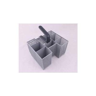 Koszyk na sztućce z uchwytem zmywarki b/pokrywy Whirlpool (481231038897)