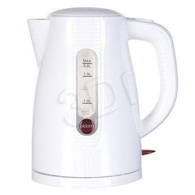 Czajnik elektryczny ELDOM C340 (1,7l 2000W biały)